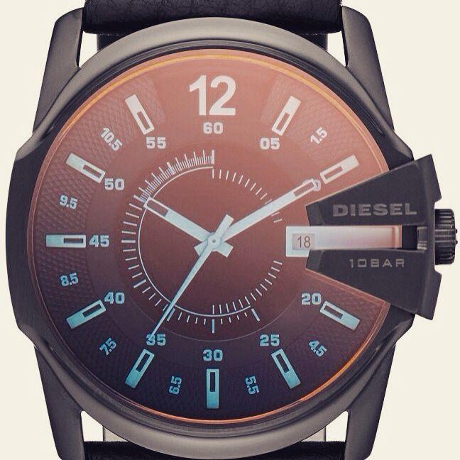 Diesel kol saatleri