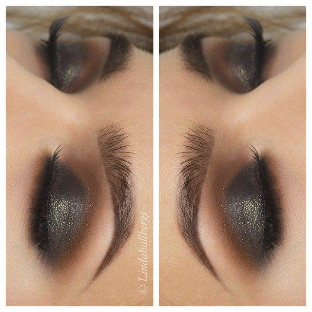 #eotd #makeup #lindahallberg