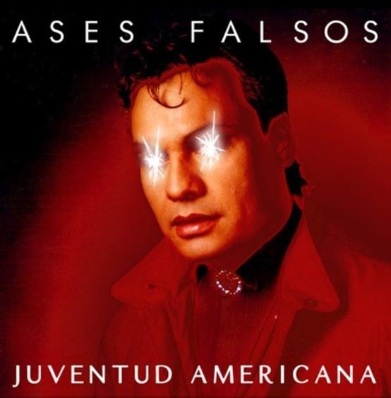 El disco del año (pasado xD)  Ases Falsos - Juventud Americana