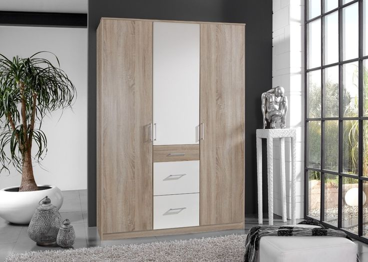 Cute Kleiderschrank Click S gerau Wei Buy now at http