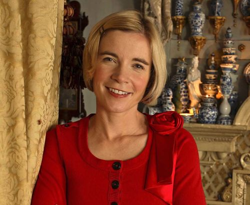 Picture of Lucy Worsley