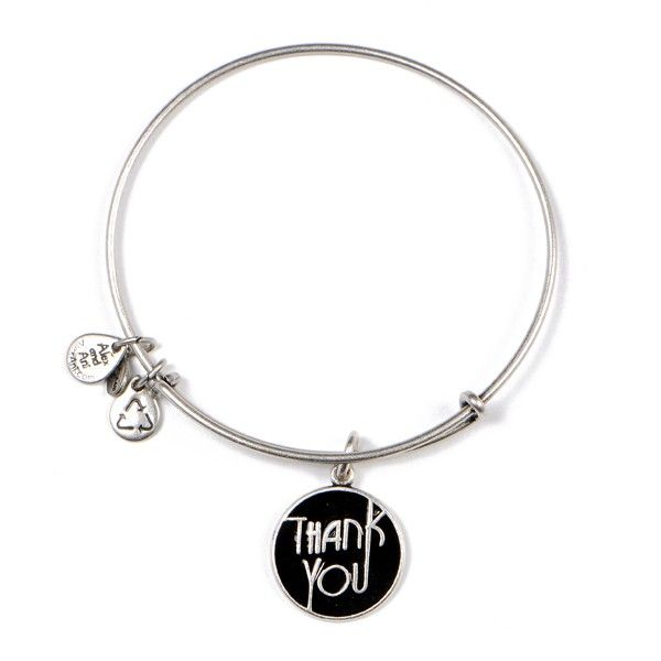 Thank You Charm Bracelet Alex And Ani I M Getting This For Myself Sometime Before Next September It Will Be My Something New Wear O