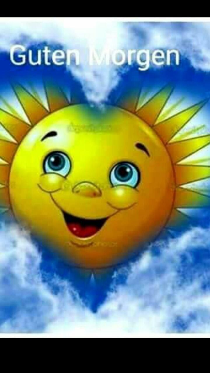 Kostenlos guten morgen smilies Freitag Smiley