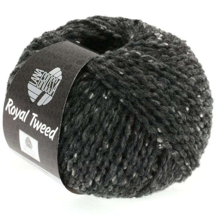 ROYAL TWEED 06-anthracit mix   EAN: 4033493021357