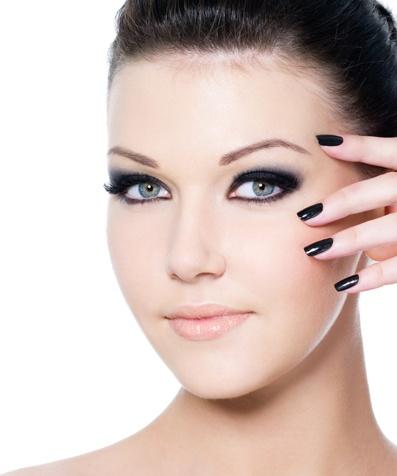 Dark eyes Makeup: Beautiful Makeup, Eye Pencil, Faces Hair, Longer Eyelashes, Accel Eyelashes, Makeup Eyedea, Dark Eye Makeup, Black Eyeliner, Eyelashes Growth
