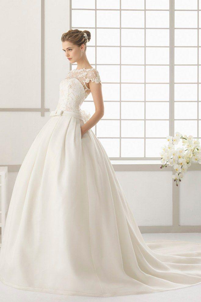Robe de mariée Rosa Clara 2016
