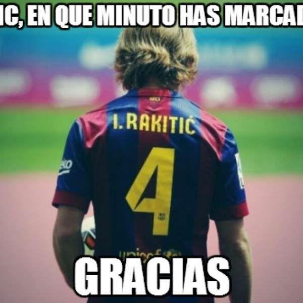 Memes del triunfo del Barcelona en Champions League