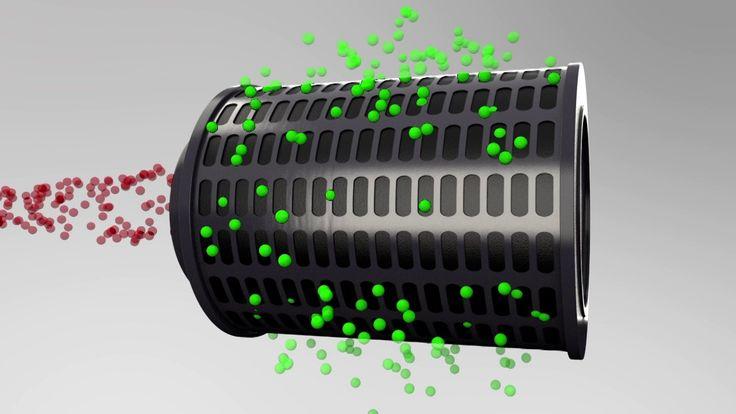 PlasmaMade Air Filter
