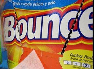 Bounce Fabric Softener Keeps Mosquitoes and Gnats Away