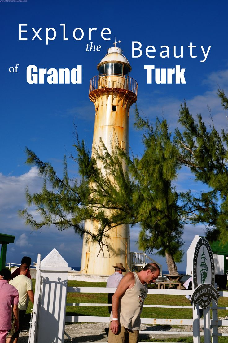 The island of Grand Turk in the Turks & Caicos group is so beautiful, yet the inability to grow food and poverty keep it frozen in time.