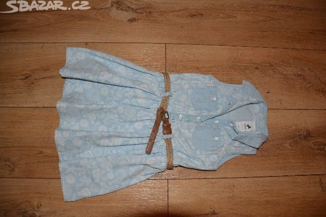 Šaty velikost 98/104 - obrázek číslo 1