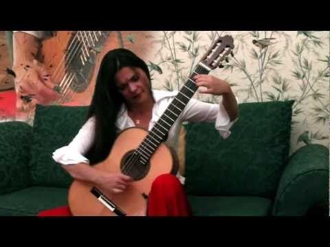 Recuerdos de la Alhambra (Francisco Tárrega) - YouTube