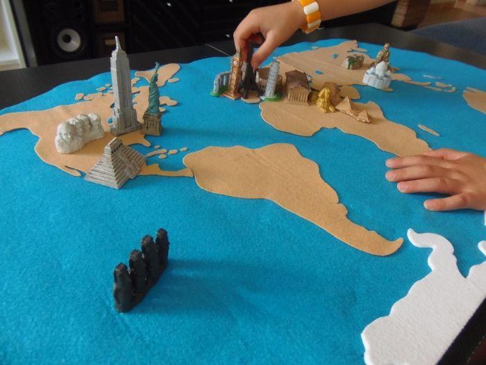 Alrededor del mundo con Safari Toobs (3 actividades) – Around the world with Safari Toobs (3 activities)