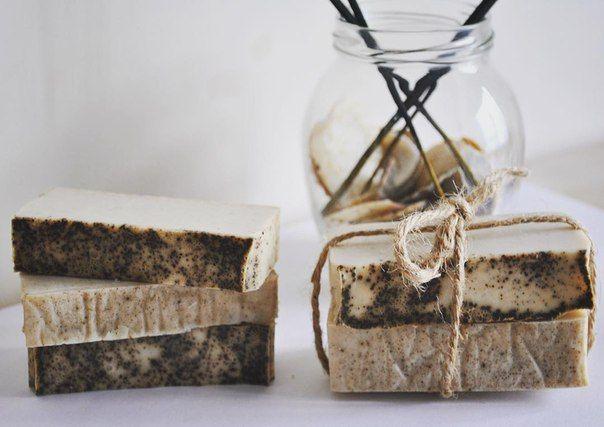 Кофейно-кокосовое #мыло - #скраб ручной работы. Скоро в продаже!   #кокос #кофе #ukraine #kiev #soap #handmade #lintugift #киев #украина #жожоба #jojoba #jojobaoil
