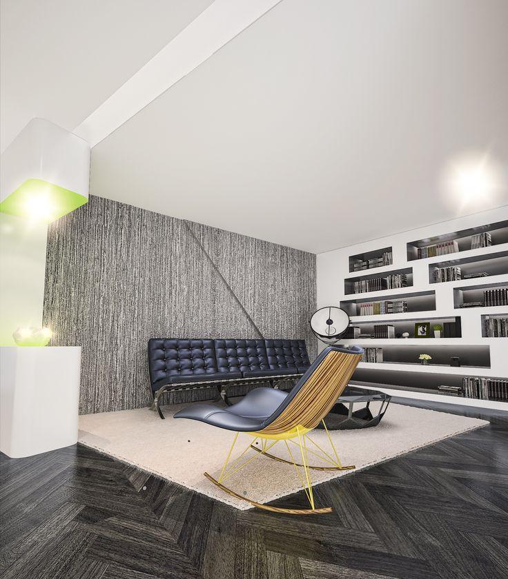 efekt dekoracyjny Raw Rain2 Sto Design Studio
