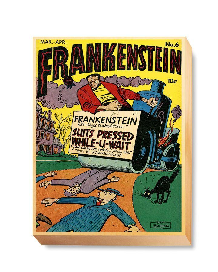 HOR 010 Frankenstein Suits