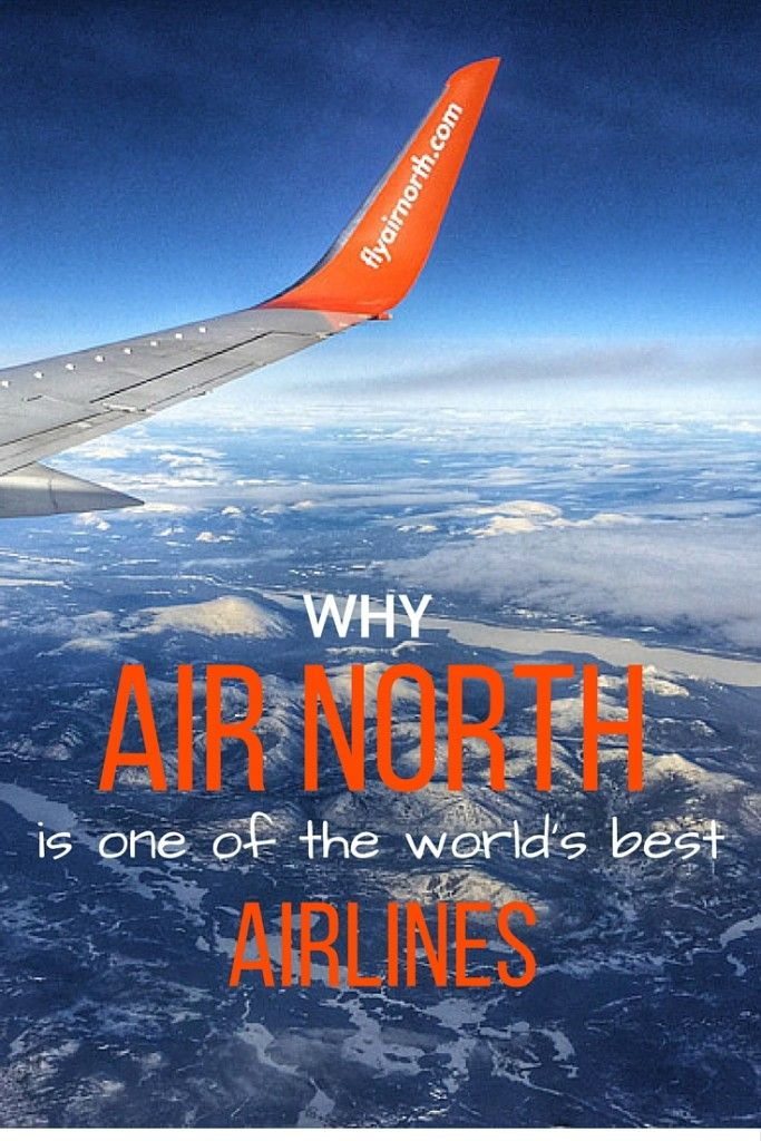 Why Air North is one of the world's best airlines for customer satisfaction (even though you've probably never heard of it!)