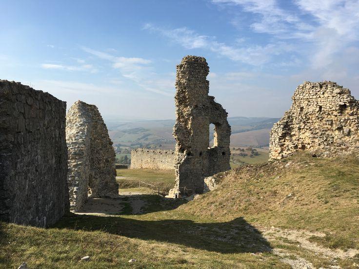 Castle Tematín, Slovakia