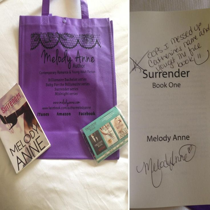An oops at #RWA14 = GIVEAWAY for you! Melody Anne book and swag is up for grabs! Tweet back for a chance to win! ;) pic.twitter.com/3NFdHbjE5D