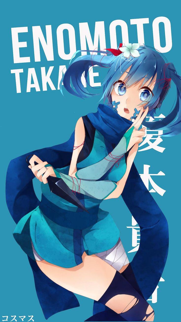 Enomoto Takane ~ Korigengi   Wallpaper Anime
