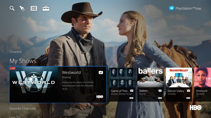 PlayStation Vue: The master guide to Sony's internet TV service