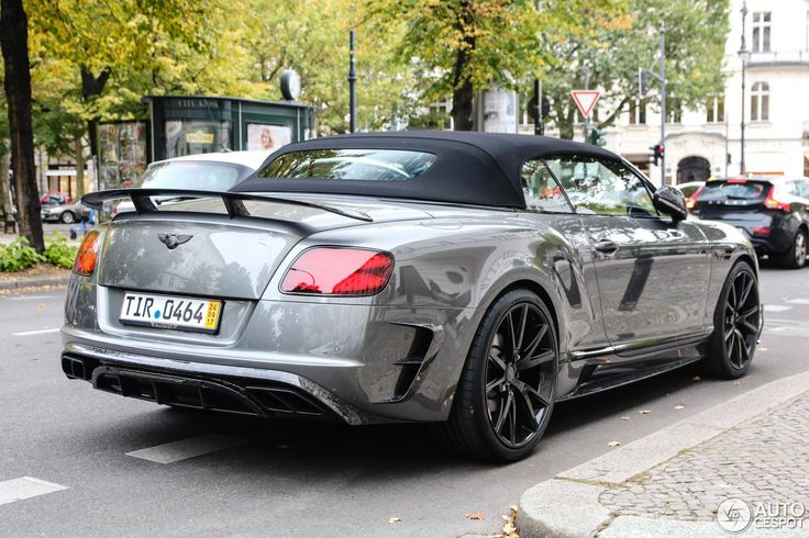 Bentley Mansory Continental GTC 2016 Collage Edition 7