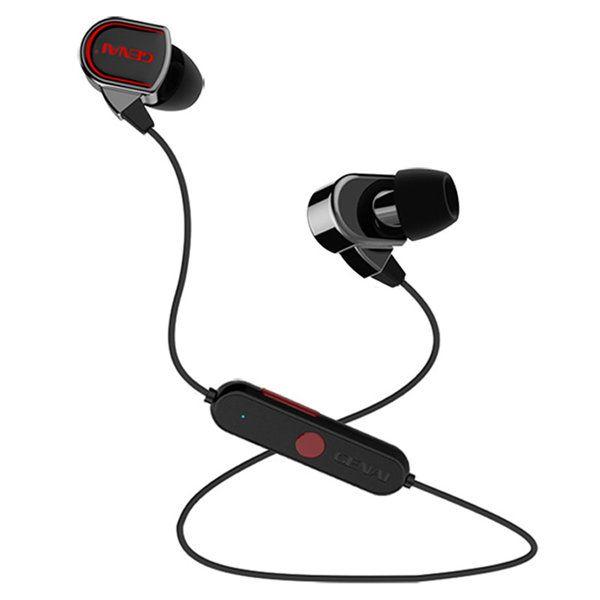 d8ed930a5ee GENAI Sport3 Wireless Bluetooth V4.1 Universal In-ear Stereo Earphone