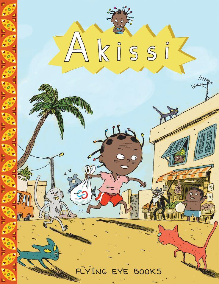 Nobrow Press   Akissi