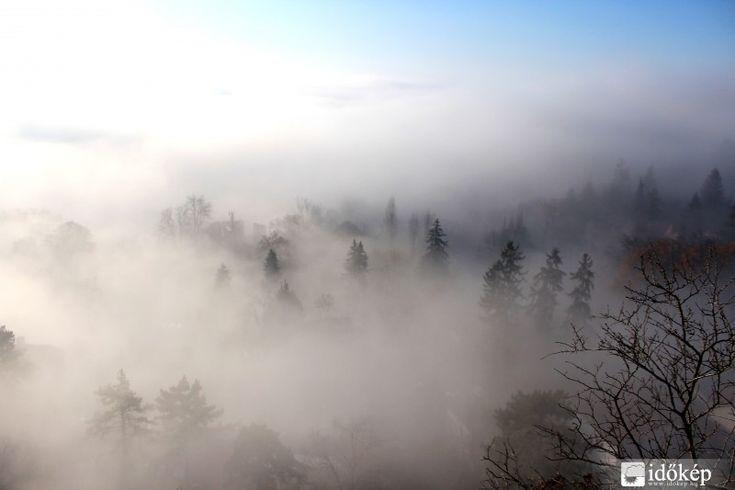 A ködtenger legszebb fotói