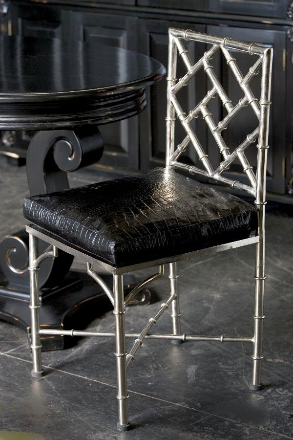 Amazing Chinese Chippendale Chair.