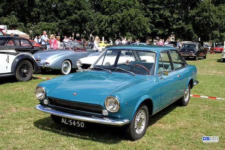 1967 - 1969 Fiat 124 Sport Coupé | by Georg Sander