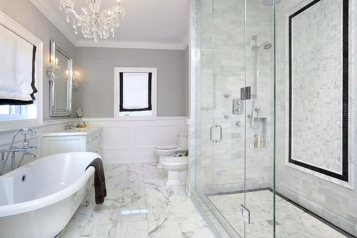 40 Wonderful Pictures And Ideas Of 1920s Bathroom Tile Designs: 25+ Best Ideas About Border Tiles On Pinterest