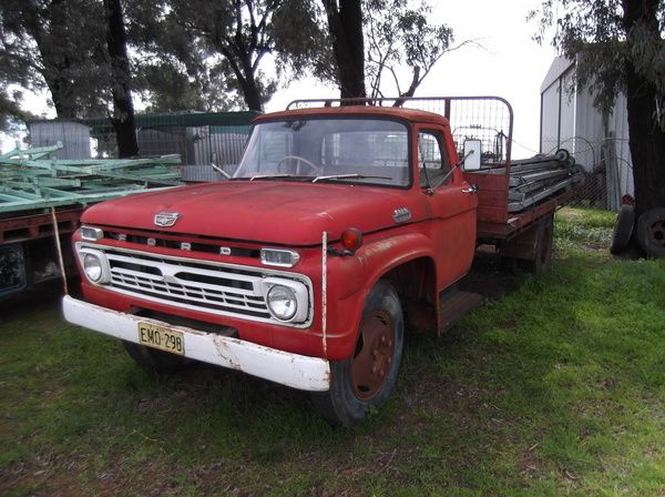 FOR SALE:1964 FORD F500   for $5,000 . Located in Canowindra NSW.  Contact  for more details.