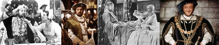 Cultural depictions of Henry VIII  Anna Boleyn: Emil Jannings Anne of the Thousand Days: Richard Burton Cardinal Wolsey (1912): Tefft Johnson Carry On Henry: Sid James