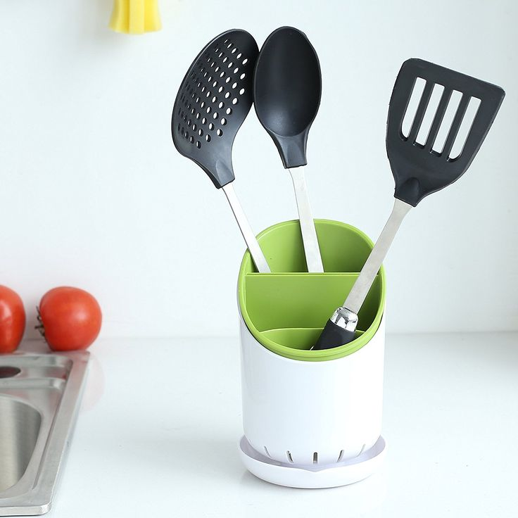 10+ Ideas About Kitchen Utensil Racks On Pinterest