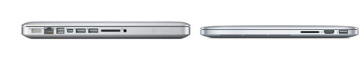 Apple - MacBook Pro จอภาพ Retina - การออกแบบ