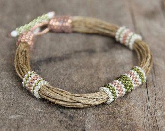Joyería africana pulsera de verano ropa étnica por Naryajewelry