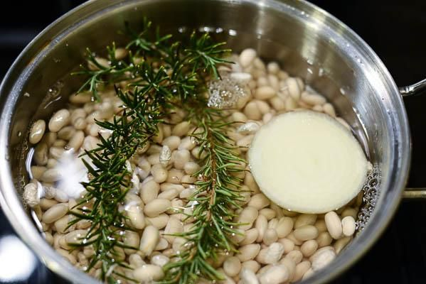 how to make homemade beans less gassy