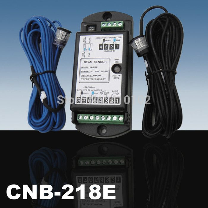 Automatic Door Safety Beam Sensor Switch CNB-218E