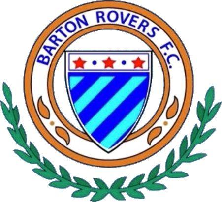 1898, Barton Rovers F.C. (England) #BartonRoversFC #England #UnitedKingdom (L16592)