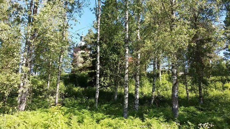 1. Heinäkuuta 2017 - Mouhijärven kirkonkellot aamu kympilt