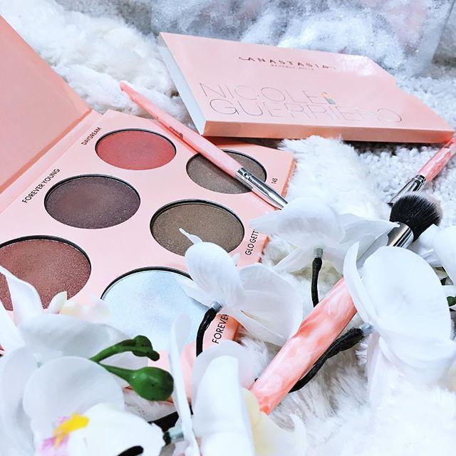 Highlighter geht immer @anastasiabeverlyhills  Die Pinsel sind von @bhcosmeticsgermany  _________________________________________ #makeup #instamakeup #cosmetic #cosmetics #TFLers #fashion #eyeshadow #lipstick #gloss #mascara #palettes #eyeliner #lip #lips #tar #concealer #foundation #powder #eyes #eyebrows #lashes #lash #glue #glitter #crease #primers #base #beauty #beautiful