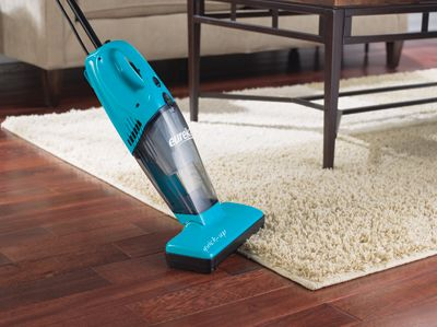 Sweeper For Floors And Carpet