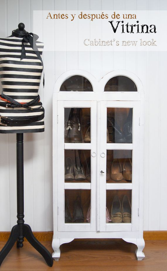 45 best images about pintar muebles o decorarlos on - Como pintar un mueble ...
