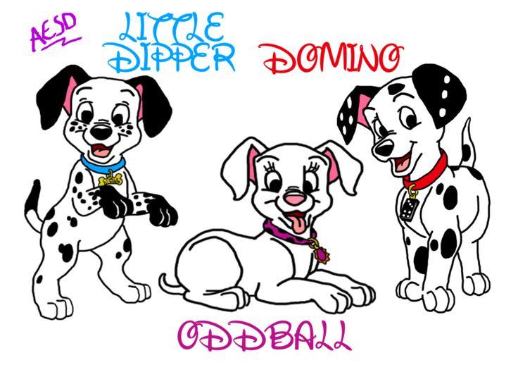 91 Best 101 102 Dalmatians Images On Pinterest Disney
