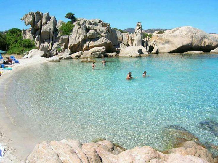 Cala Girgolu. Sardinia-Cerdeña