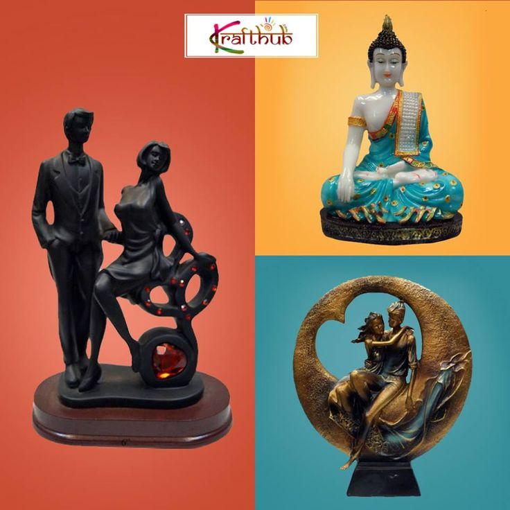 Beautiful Statues & Showpiece!