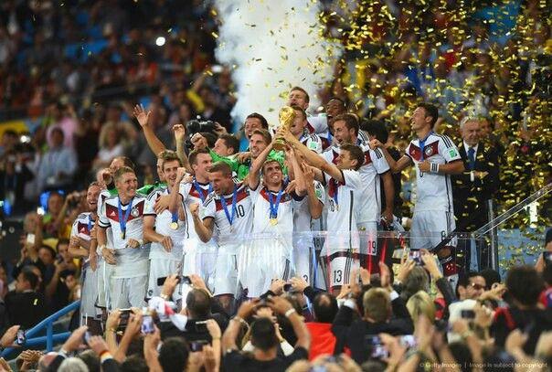 #AlemaniaCampeonBrasil2014