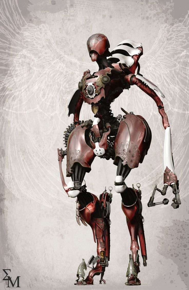 Character Design Techniques Keith Thompson : Best bots borgs bolts images on pinterest character