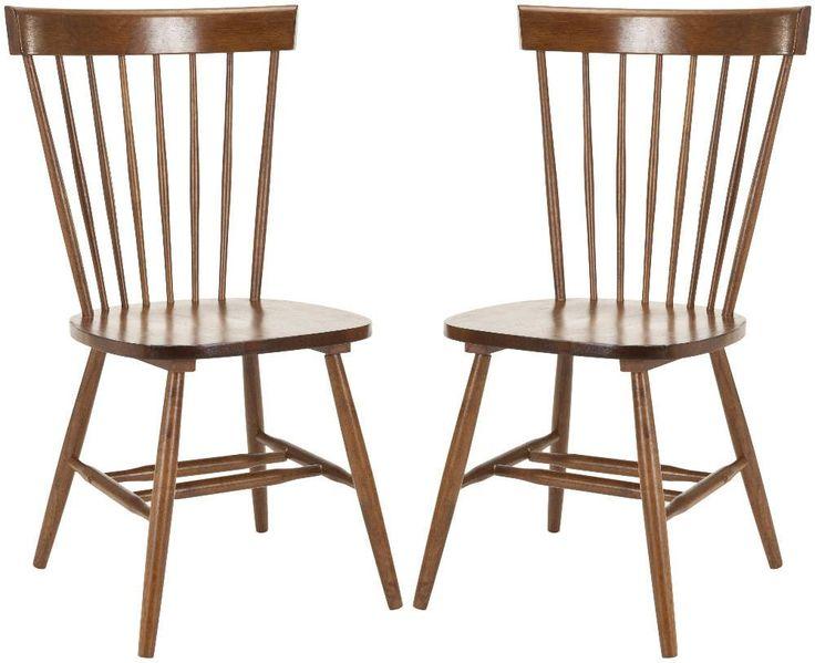 Parker Dining Chair Set of 2 - Safavieh - $175 - domino.com